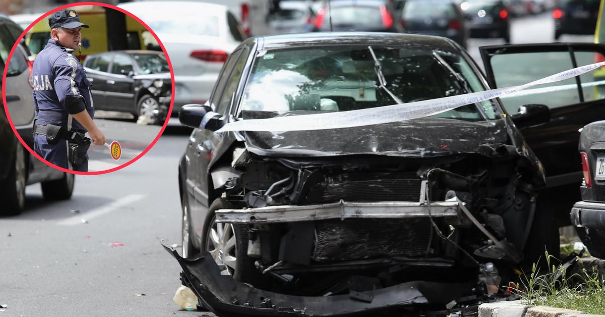 """Svjedoci stravične nesreće: """"Vozač je rekao da je on kriv"""""""