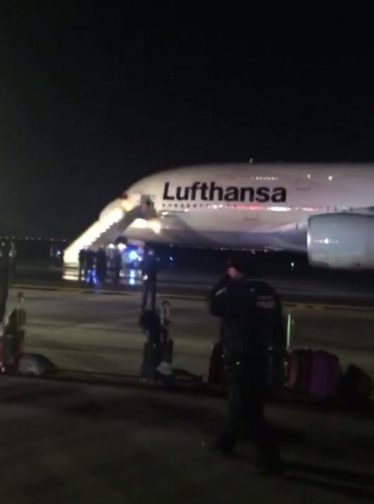 Hrvat na letu za Frankfurt: 'U avion su ušli policajci s psima'