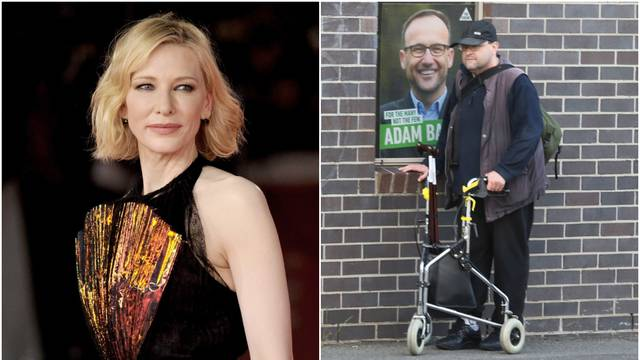 Cate Blanchett ima otuđenog brata: 'Mi se uopće ne čujemo'
