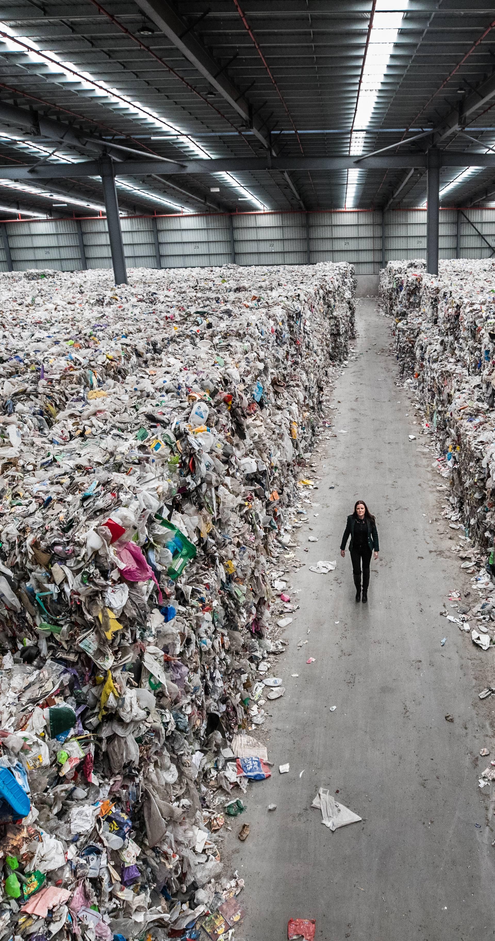 Najbolji su u reciklaži, smeća im i fali pa ga uvoze i griju se