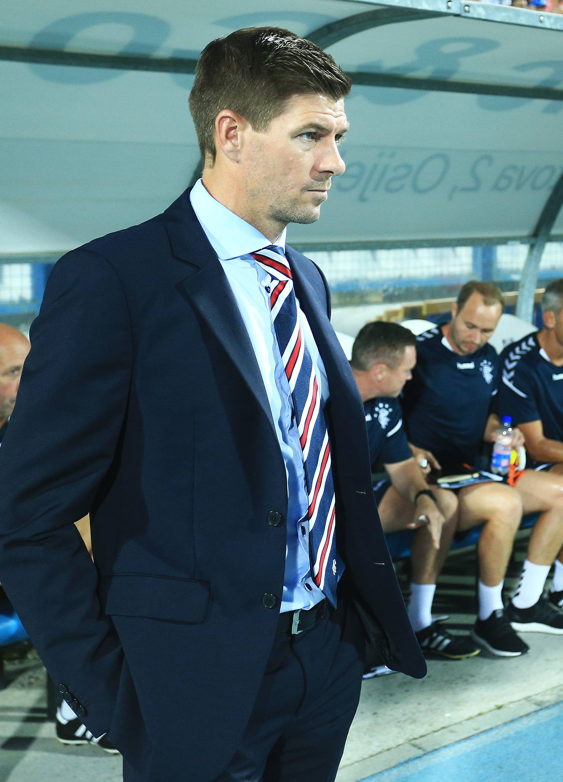 Gerrard: Osijek će se boriti za naslov, jako su opasna momčad