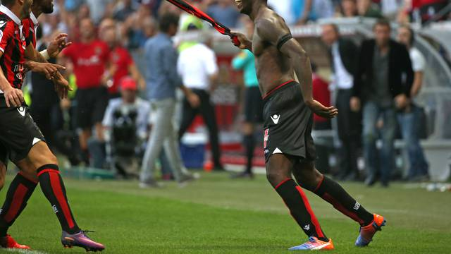 Nice v Lorient - French Ligue 1 - Allianz Riviera stadium