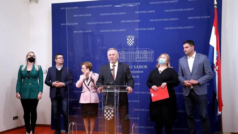SDP više nije najjača oporbena stranka u Saboru: 'Ostalo je tek 'partija', i to u najgorem smislu'