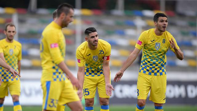 Zagreb: Lokomotiva i Inter sastali se u 15. kolu HT Prve lige