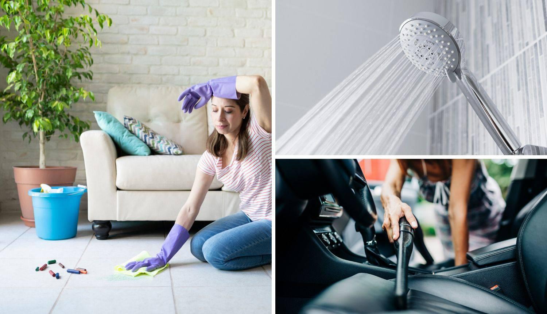 Svi trikovi na jednom mjestu: Skini naljepnicu, očisti prašinu i tepihe, izvadi žvaku iz kose...