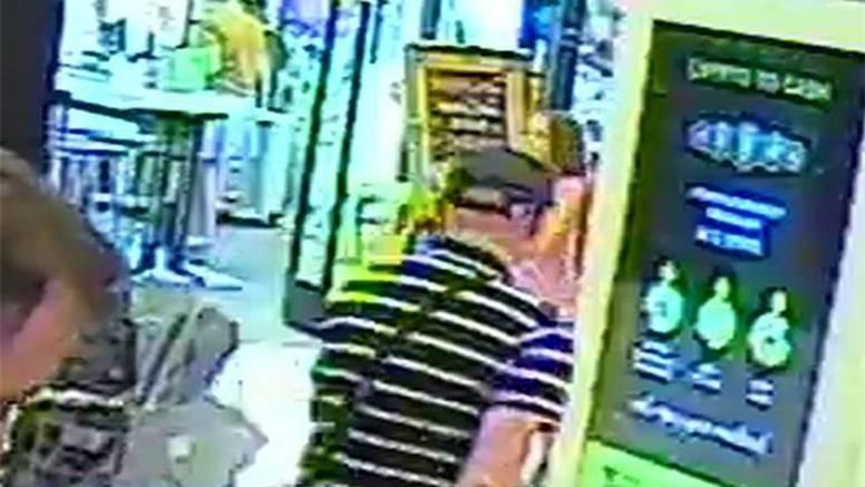 Pomozite policiji da ga nađe: Ušao u poštu pa ukrao novac
