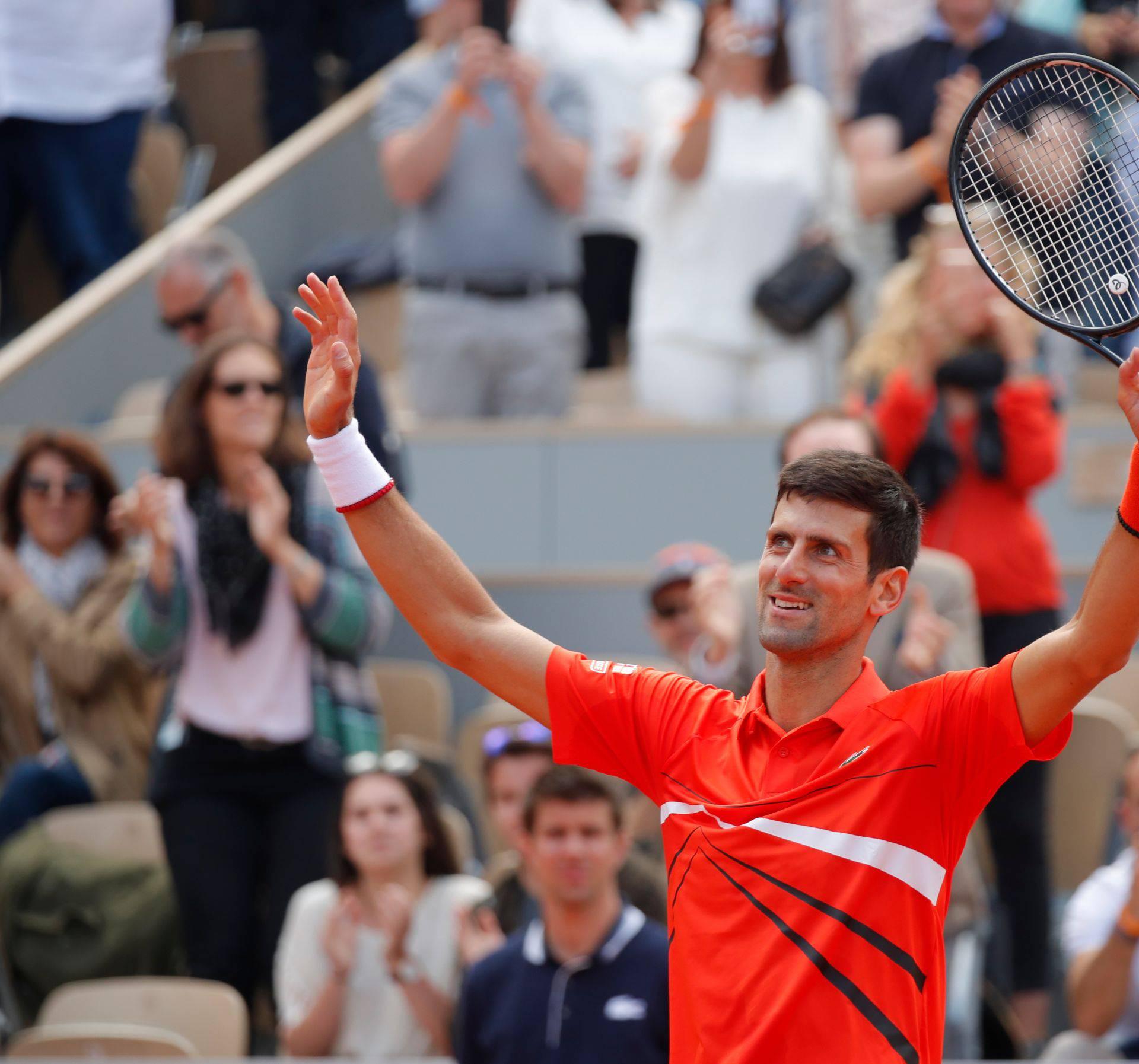 Spektakl u Parizu: Federer na Nadala, Đoković ide na Thiema
