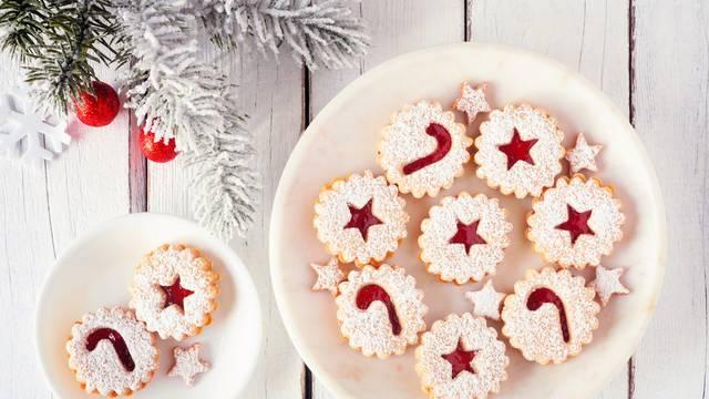 Suhi božićni kolači: Blagdani nisu vrijeme za vaganje šećera