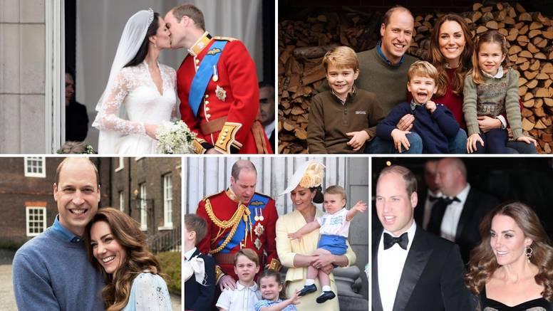 William i Kate prekinuli su prije vjenčanja pa se mirili: Princ ju je zaprosio majčinim prstenom