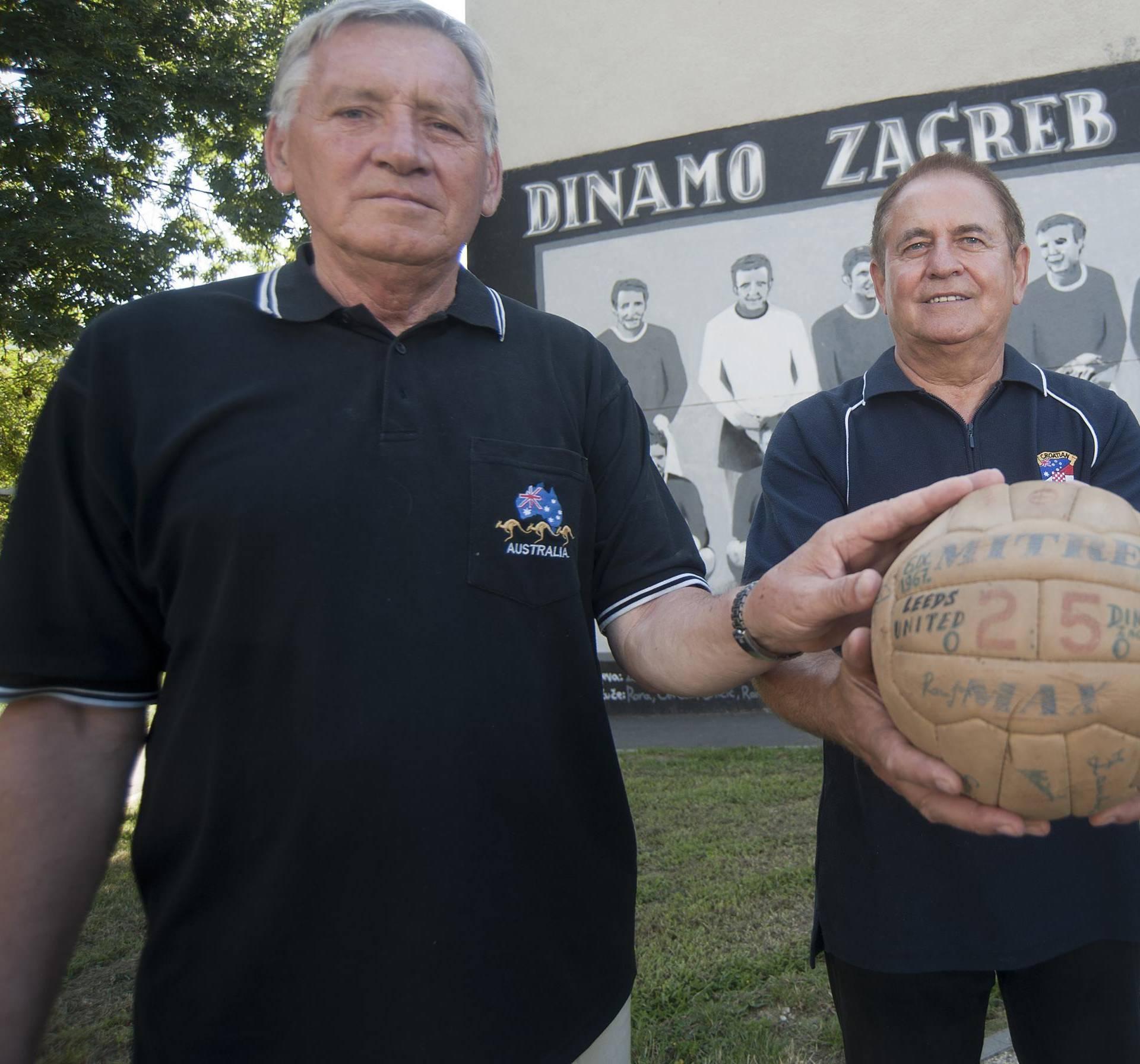 Dinamove legende presretne: Ovo nas podsjeća na našu '67.