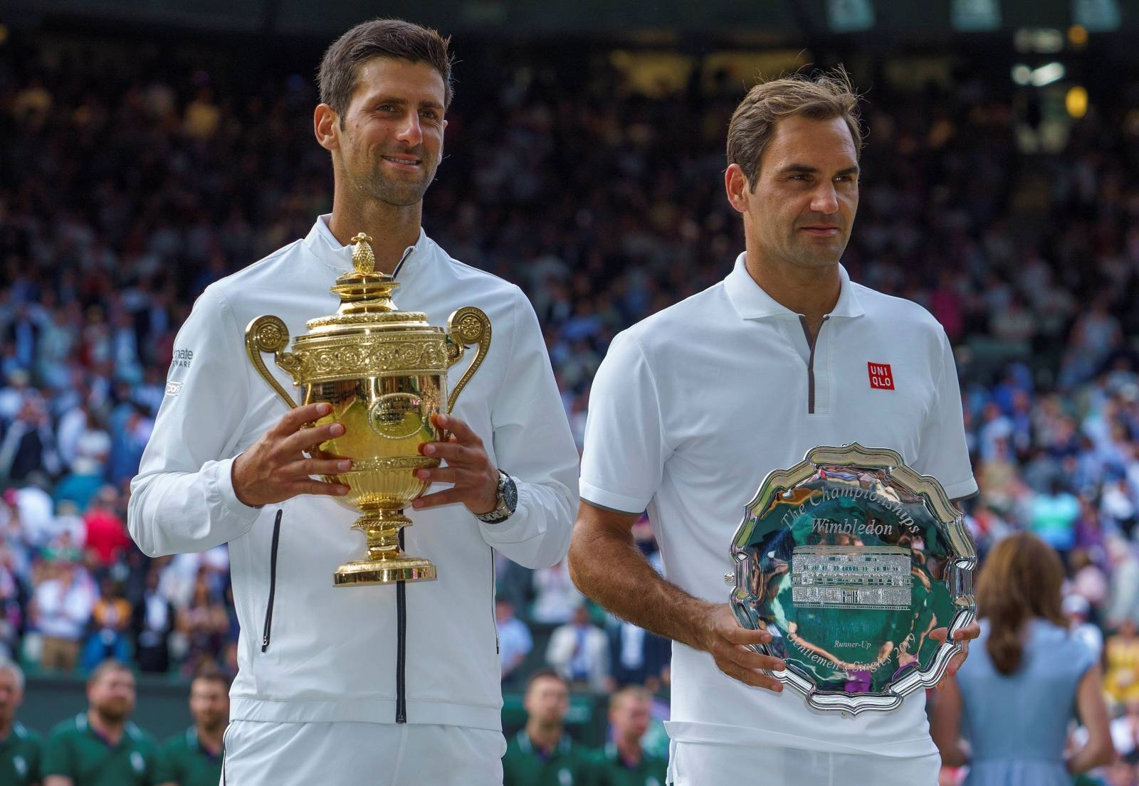 FILE PHOTO: Tennis: Wimbledon