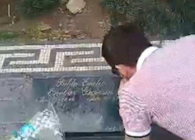 Mladić je šmrkao kokain na grobu narkobosa Escobara?