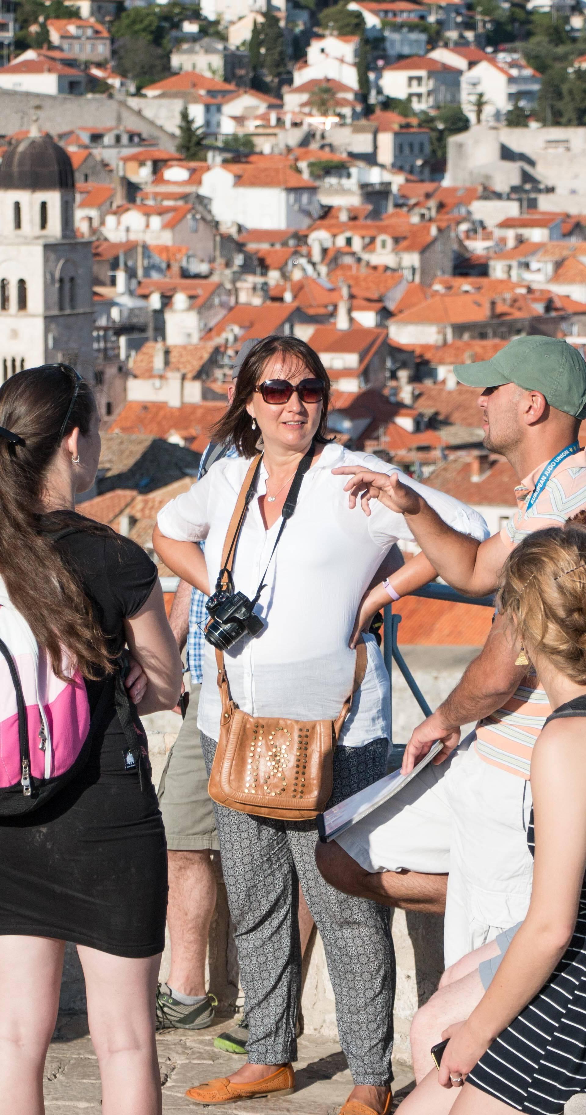 'Stranci misle da je Dubrovnik sagrađen zbog Igre prijestolja'
