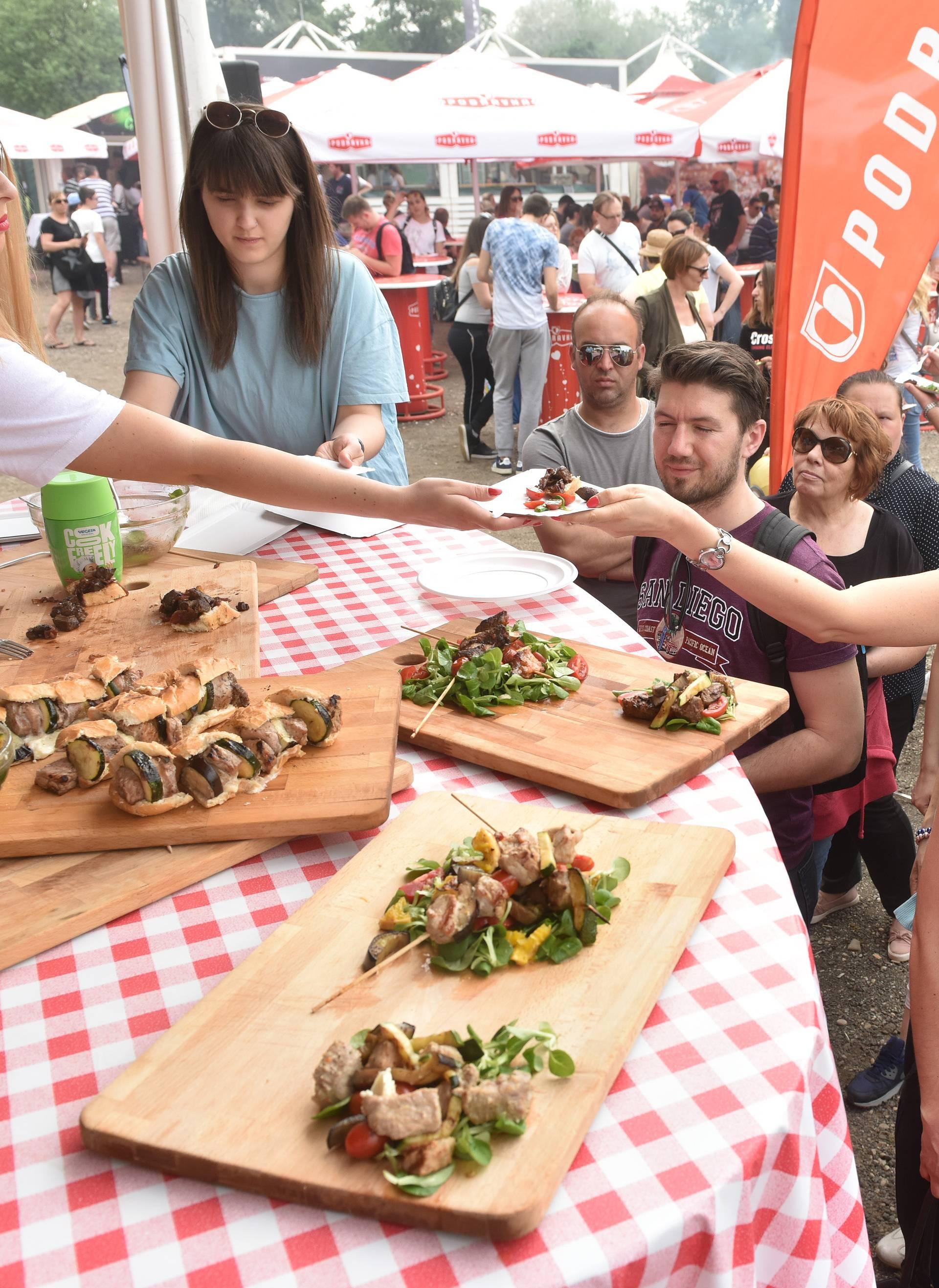 Zagreb Chill&Grill: Fantastična atmosfera, klopa, cuga, mjuza