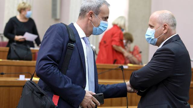 Zagreb: Sabor sjednicu nastavio raspravom o izmjenama i dopunama Zakona o koncesijama