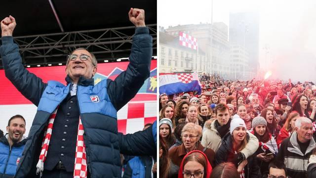 Hrvati dočekani kao prvaci, a Španjolci neće niti imati doček!