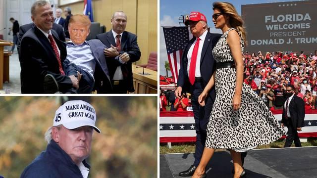 Trumpa je 2020. baš pogodila: Imao koronu, izgubio je posao, a sad će ga još i izbaciti iz kuće!