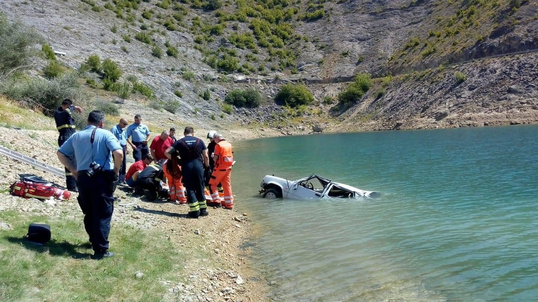 Sletio u Peruču: 'Da je potonuo metar dublje, ne bi preživio'