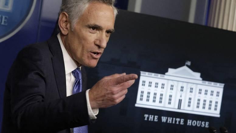 Trumpov savjetnik za korona virus podnio je ostavku