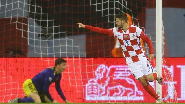 UEFA Nations League - League A - Group 3 - Croatia v Sweden