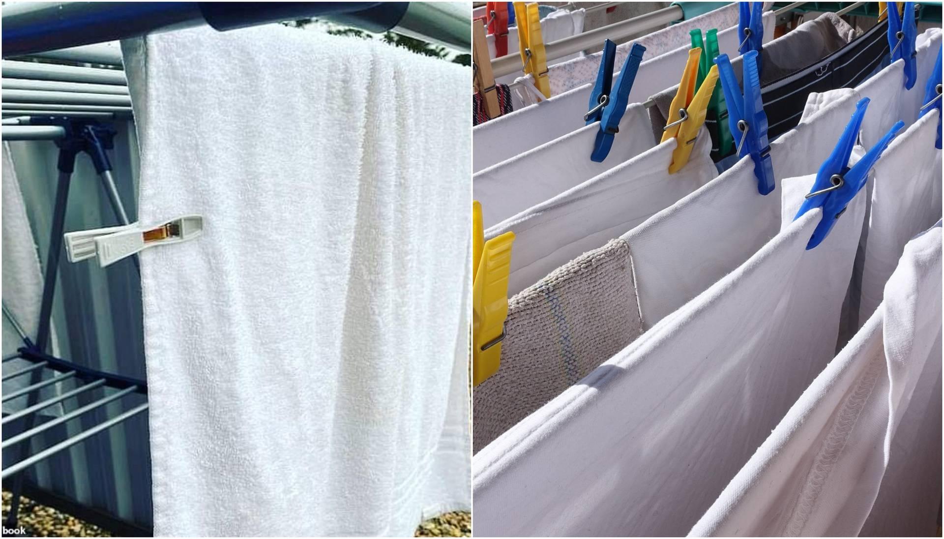 Vješanje rublja