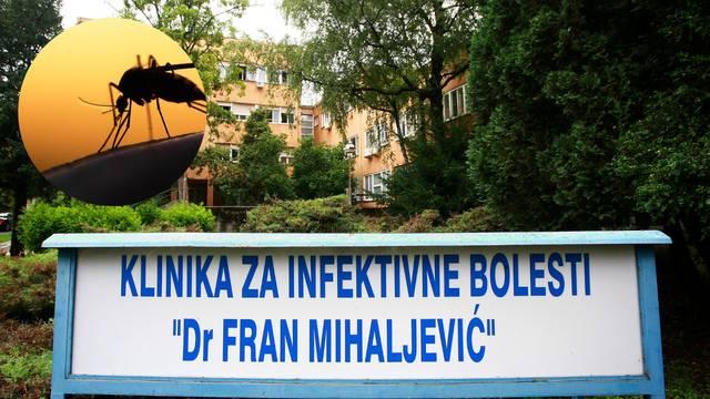 Prva žrtva groznice Zapadnog Nila u Zagrebu: Umro pacijent