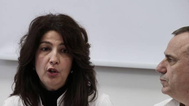 Split: Krizni stožer splitske bolnice na konferenciji zbog koronavirusa
