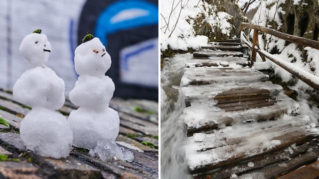 Za vikend temperatura i do -15: Dojam hladnoće će dodatno pojačavati i jaka olujna bura