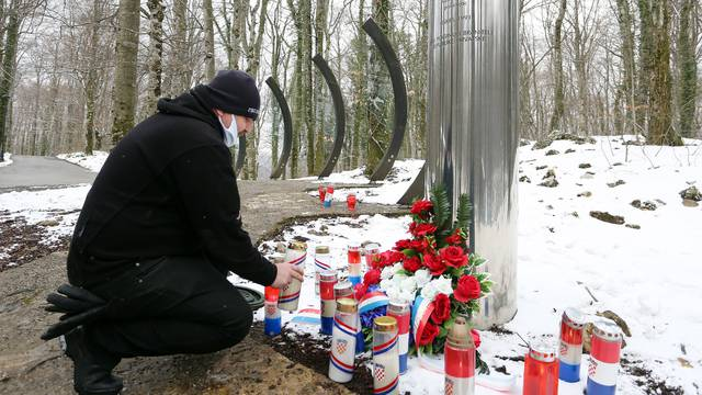 Na Plitvicama se obilježava 30. obljetnica vojno redarstvene  akcije Plitvice - Krvavi Uskrs