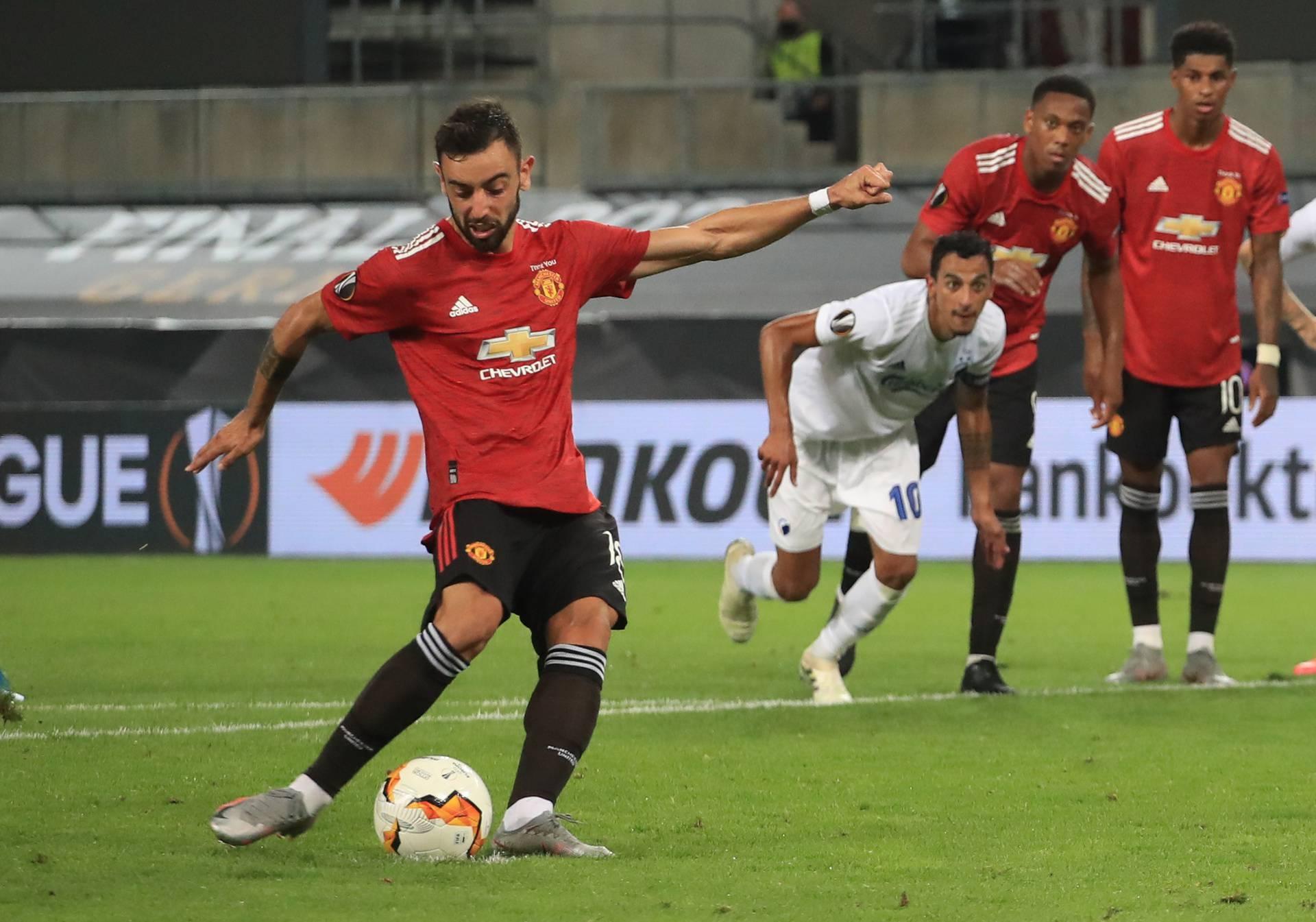 Europa League Quarter Final - Manchester United v FC Copenhagen