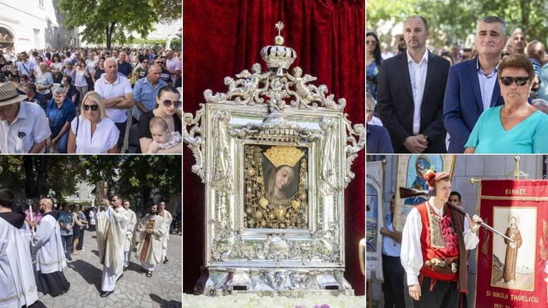 Velika Gospa u Sinju: 'Procesija je prekrasan obred, ali moramo produžiti turističku sezonu'