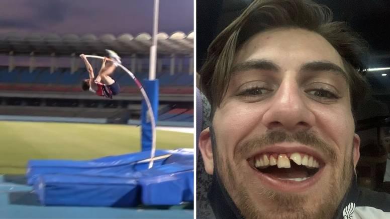 VIDEO Britanac dobio suvenir s Olimpijskih igara. Vlastiti zub