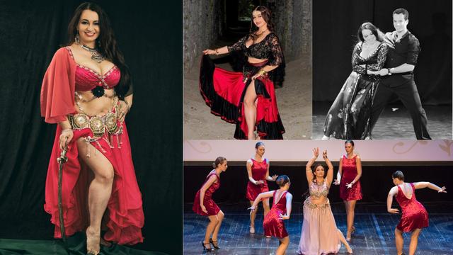 Orijentalna plesačica Irena: Taj ples budi radost, zbog njega se ponovno osjećam radosno