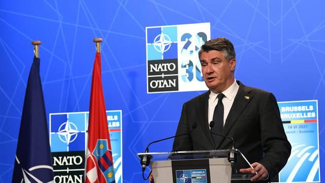 Milanović: Zadovoljan sam, ali i zabrinut zbog otpora nekih članica da se spominje Dayton