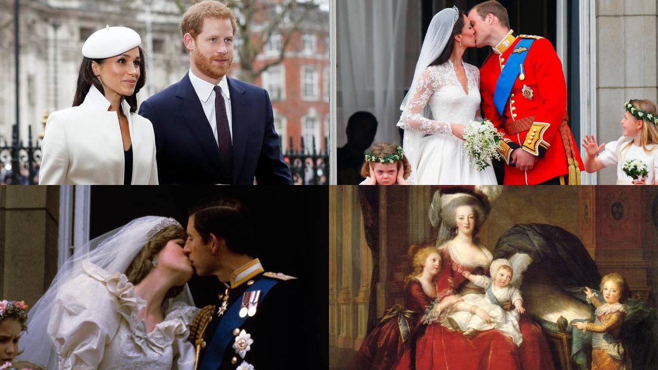 Drame kraljevskih vjenčanja: Premala haljina i 'kriva' imena