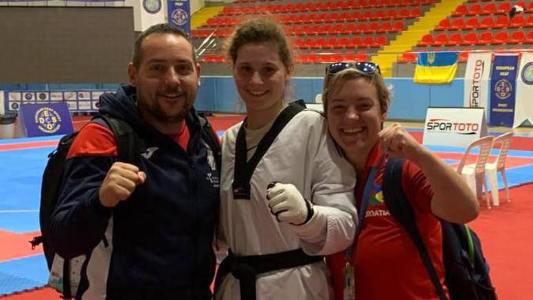 Bravo, bravo! Matea Kolovrat postala nova prvakinja Europe