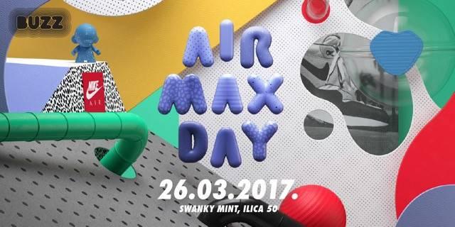 Pridruži se revoluciji koja traje od 1987 - Air Max Day
