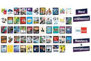 Profil Klett: novi udžbenički kompleti i nastavni materijali