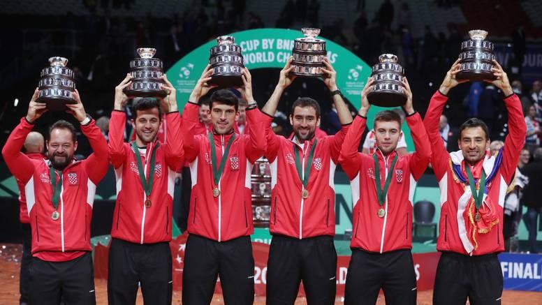 Moramo u kvalifikacije za Davis Cup '20., ali bit ćemo nositelji