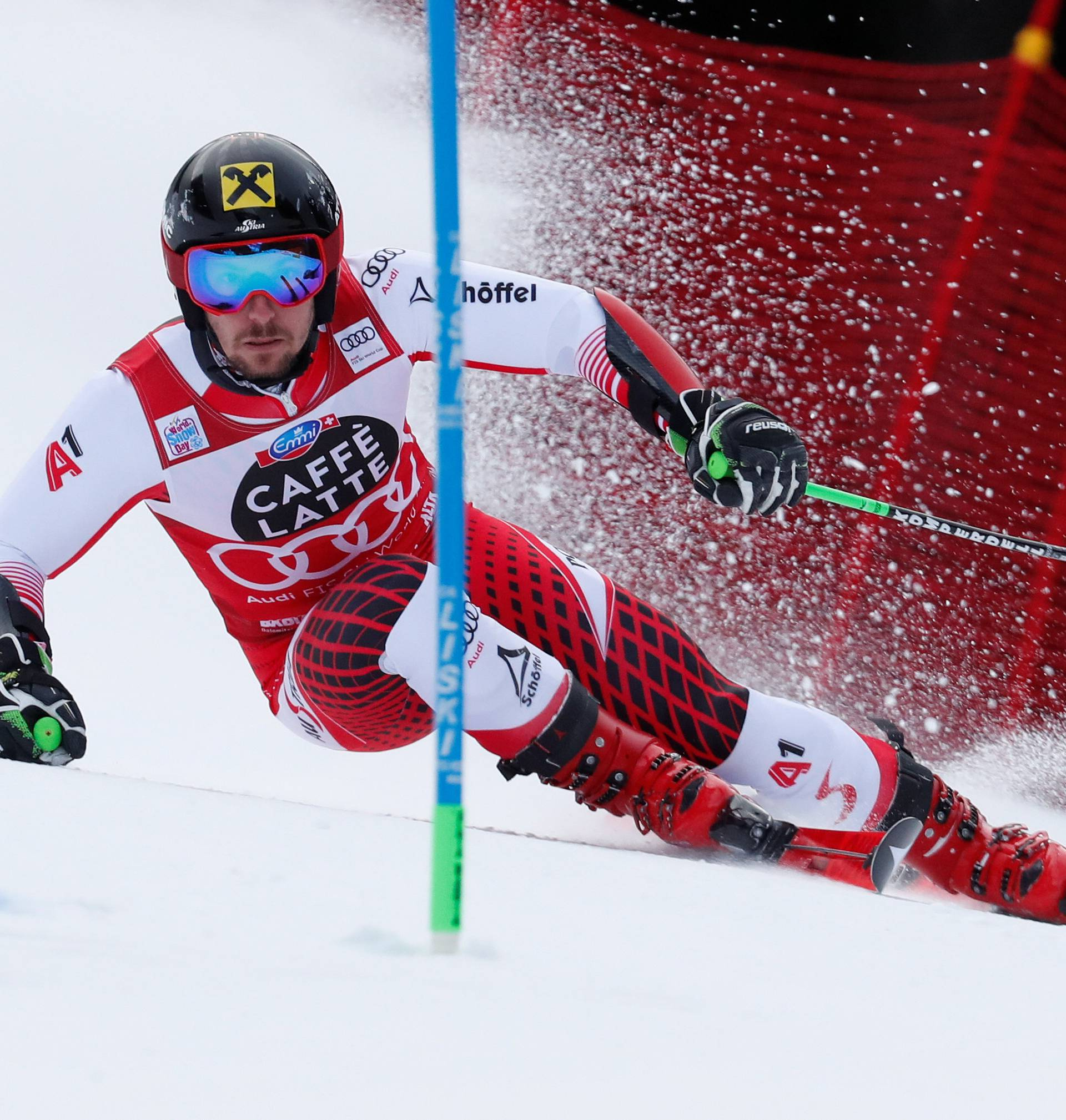 Alpine Skiing World Cup - Men's Giant Slalom
