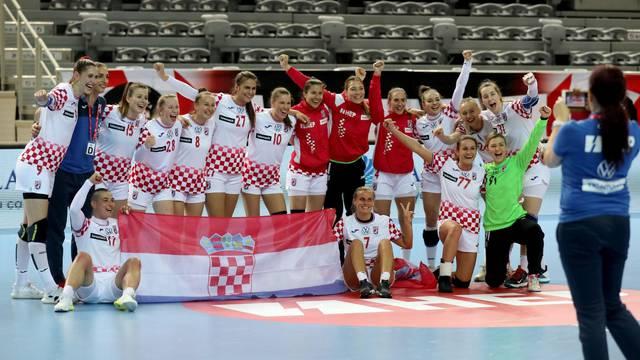 Poreč: Hrvatske rukometašice protiv Nizozemske u HEP Croatia Cupu