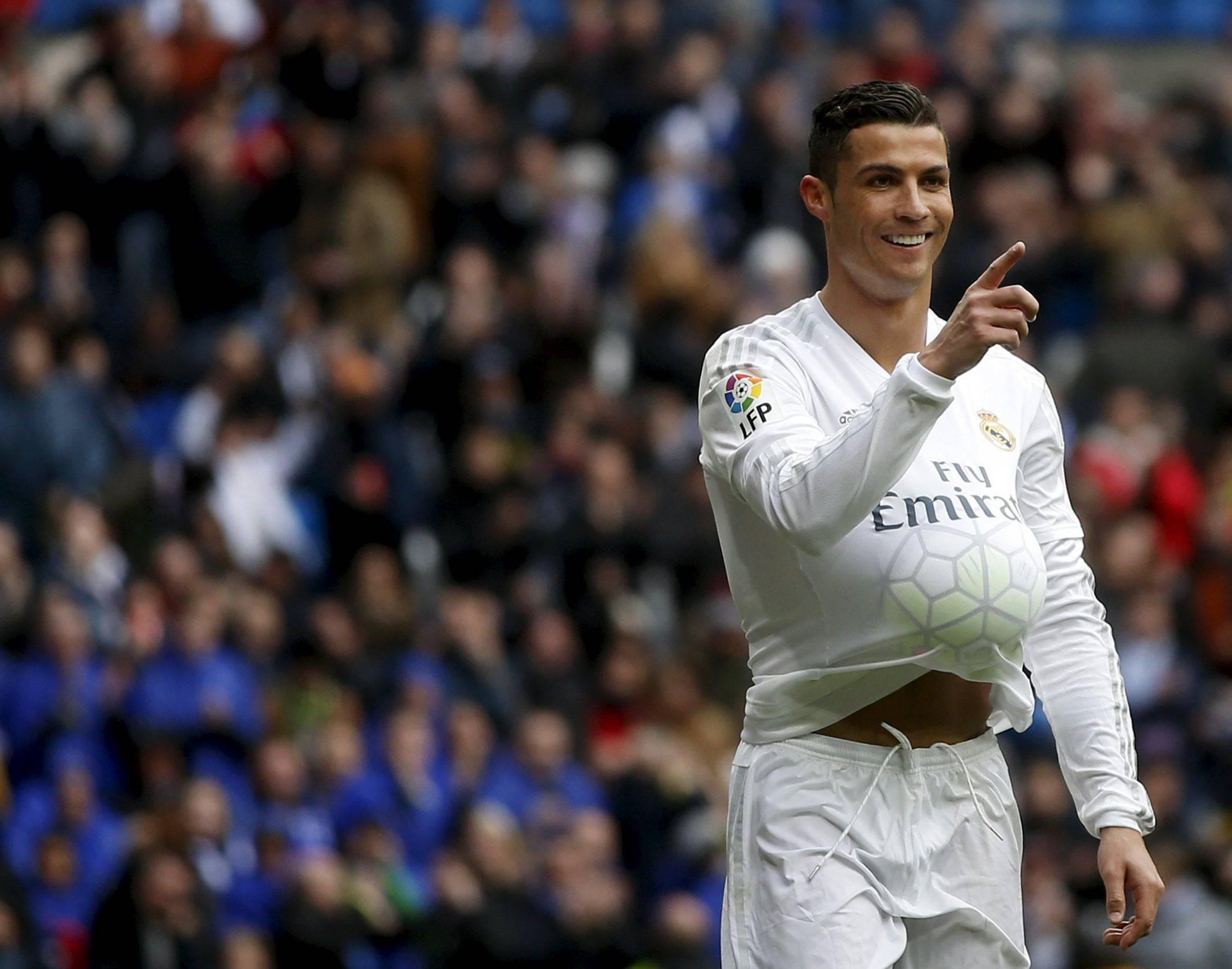 Ronaldo do mirovine u Realu: Potpisuje novi ugovor do 2021.