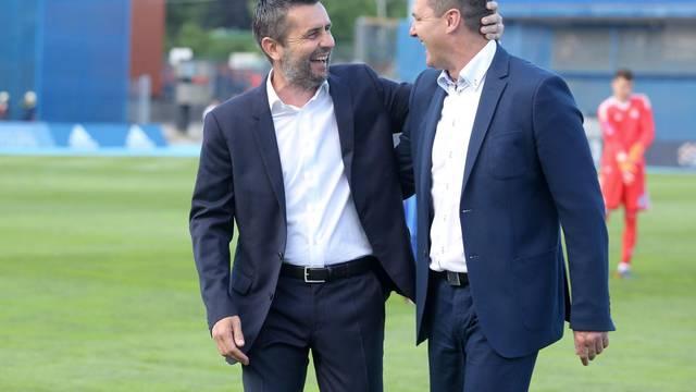 Bjelica i ja bili smo kapetani u Osijeku, i tada je odskakao, a sad će napasti Dinamo i naslov