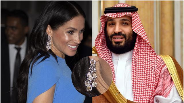 Meghan opet na udaru: Nosila je dijamante 'zloglasnog' princa