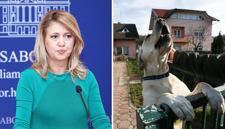 Opačić dopunila imovinsku karticu: U nju dodala i dva psa