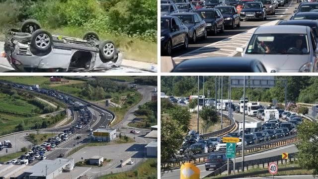 Teška prometna nesreća kod Janjča: Poginuo je muškarac