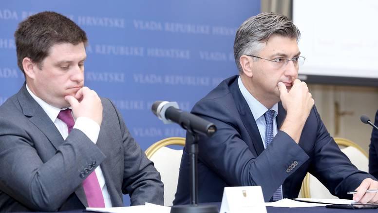 Butković neće u utrku za šefa HDZ-a? Podržao je Plenkovića