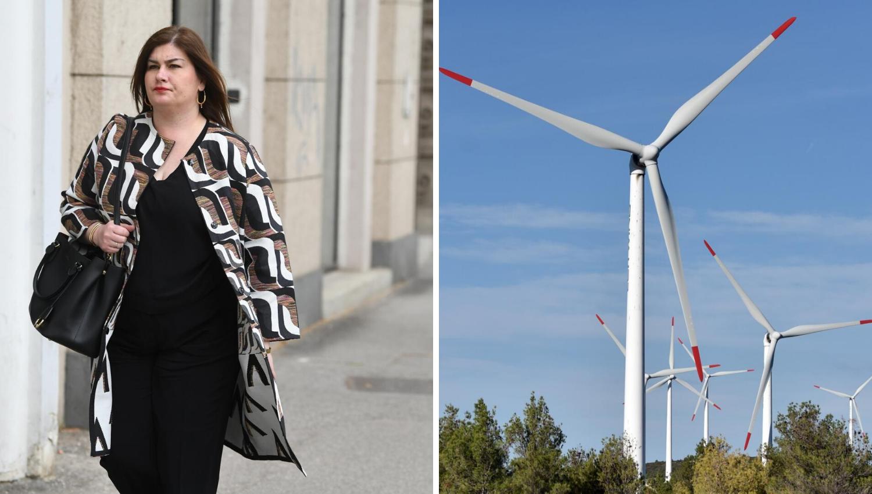Nastavak afere: HBOR nije htio dati kredit za vjetroelektrane, no uporno ga je gurala Žalac?!