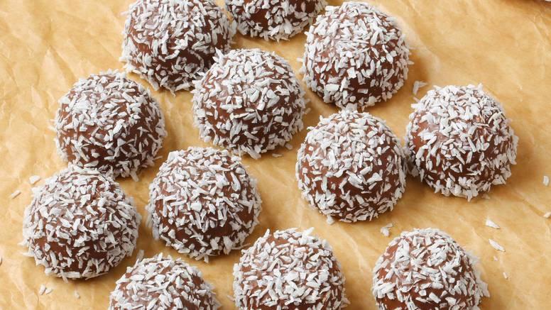 Recept za brze kokosove kuglice