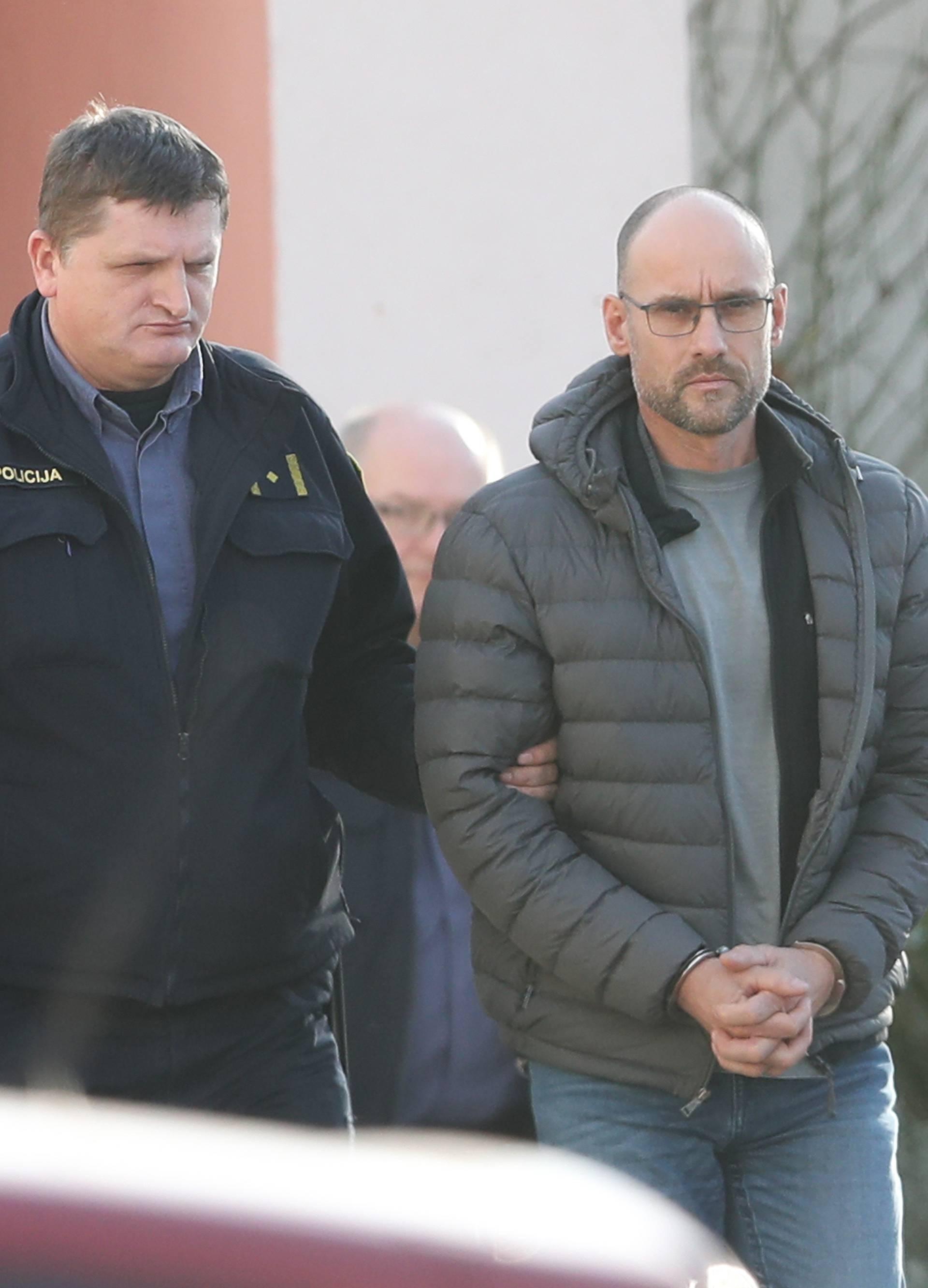 Osumnjičenika za ubojstvo Dedića doveli su na ispitivanje